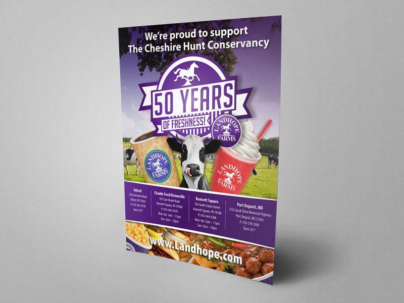 Cheshire Conservancy Ad
