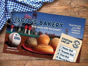 advertising - Liscio's Bakery Phillies Ad