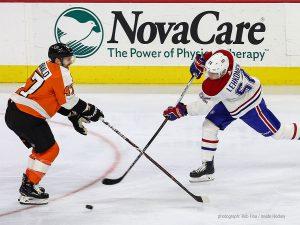 advertising - Flyers Hockey Dasherboard