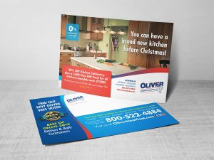 advertising - Oliver Direct Mail