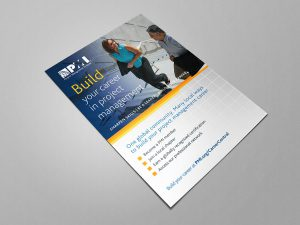 advertising - Build Your Career Flyer