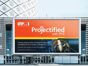 advertising - Projectified Podcast Billboard
