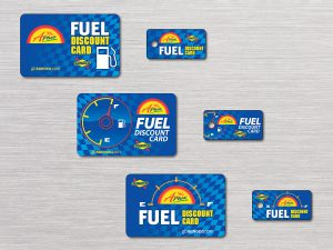Sunoco Fuel Discount Cards