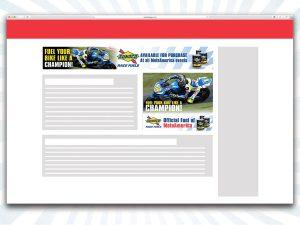 advertising - Sunoco Race Fuels Digital Ads