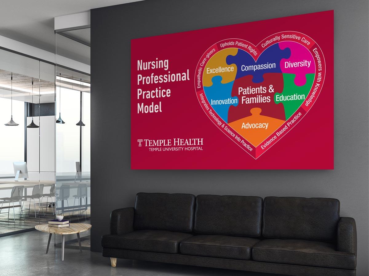 banner design - Nursing Banner