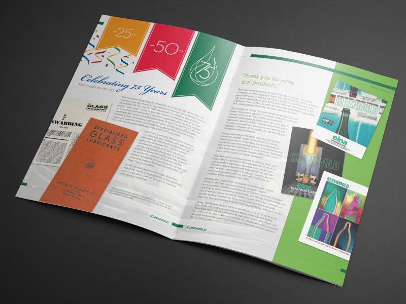 graphic design - KleerViews Magazine