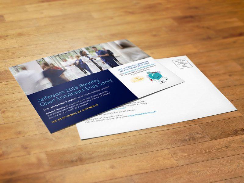Jefferson Open Enrollment Direct Mail
