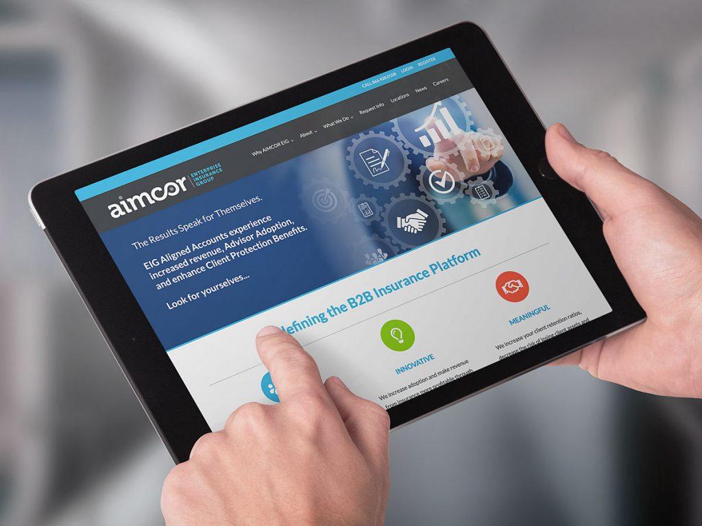 AimcorEIG Website