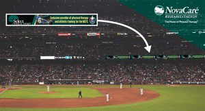 Motion Graphics - NovaCare Select Stadium LED thumbnail