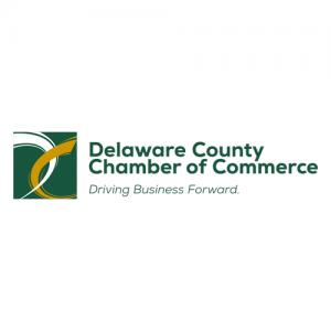 brand identity - Delaware County Chamber of Commerce logo
