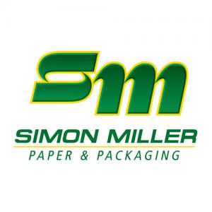 brand identity - Simon Miller Paper logo